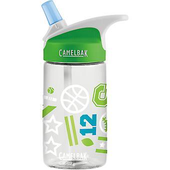 Camelbak Eddy Kids Flip Open No Spill 0.4L Water Bottle