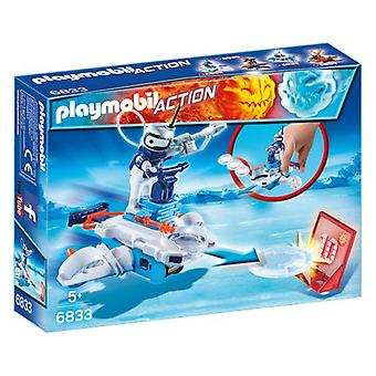 Playmobil Icebot met Disc Shooter 6833