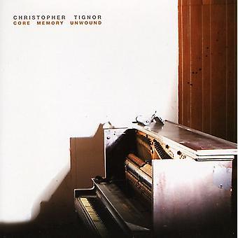 Christopher Tignor - Core Memory Unwound [CD] USA import