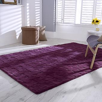 Lilly 03 Lavender Rugs By Concept In Purple