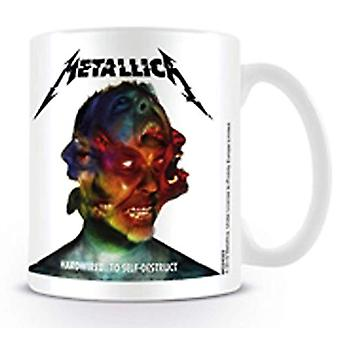Metallica Ceramic Mug (py)