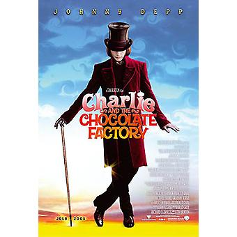 Charlie and the Chocolate Factory (Single Sided Advance) Oryginalny plakat kinowy