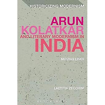 Arun Kolatkar y modernismo literario en la India: líneas móviles (historicización del modernismo)