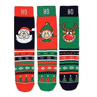United Oddsocks Mens Christmas Socks