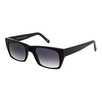 الندي وولف هدسون الشمس والنظارات الشمسية التدرج الأسود / الرمادي