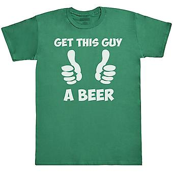 Get This Guy A Beer - Mens T-Shirt