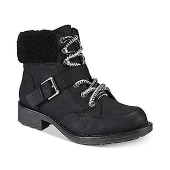 Style & Co. MIIAH Hiker Bootie Black Size 5.5M