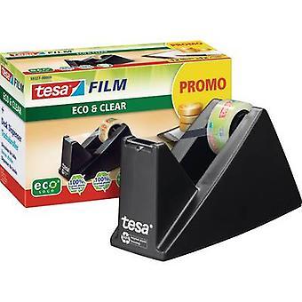 tesa tape dispenser svart Barrel bredde (maks.): 19 mm