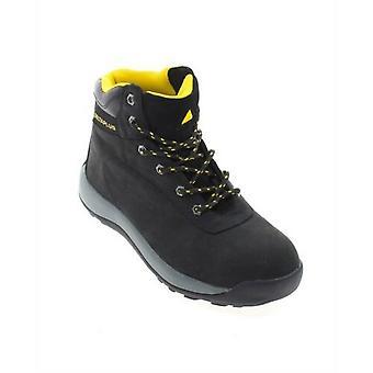 Delta Plus Unisex Nubuck Leather Hiker Safety Boots / Footwear