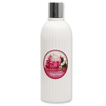 Florex Care Shampoo Hair & Body peony with sheep's milk delicate skin and soft supple hair 330 ml