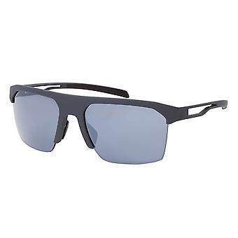 Adidas Strivr Lightweight sport solglasögon-grå-krom speglade