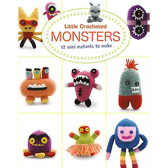 Little Crocheted Monsters by LanAnh Bui