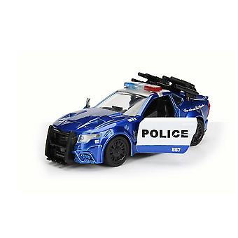 Ford Mustang `Barricade` Diecast Model Car from Transformers The Last Knight