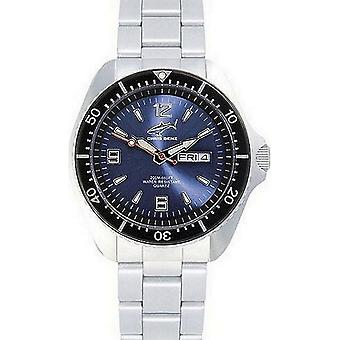 Chris Benz watch diver watch one CBO-B-MB-SW