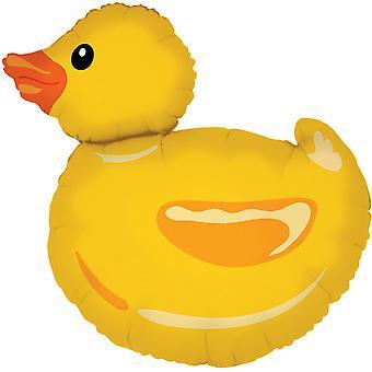 Oaktree 29 Inch Supershape Just Ducky Foil Balloon