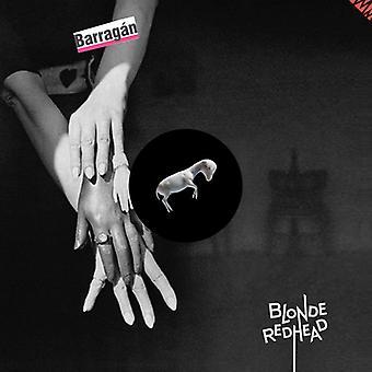 Blonde Redhead - Barragan [CD] USA import