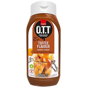 OTT Toffee Dessert Topping Sauce