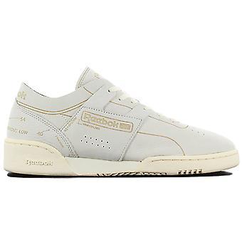 Reebok Workout Low Clean HMG BD1966 Shoes Grey Sneakers Sports Shoes