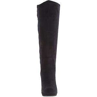 Adrienne Vittadini Kadın PREMIRE Kapalı Ayak Orta Buzağı Moda Boots