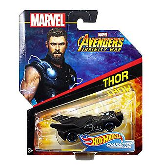 Marvel Avengers, Hot Wheels - Thor