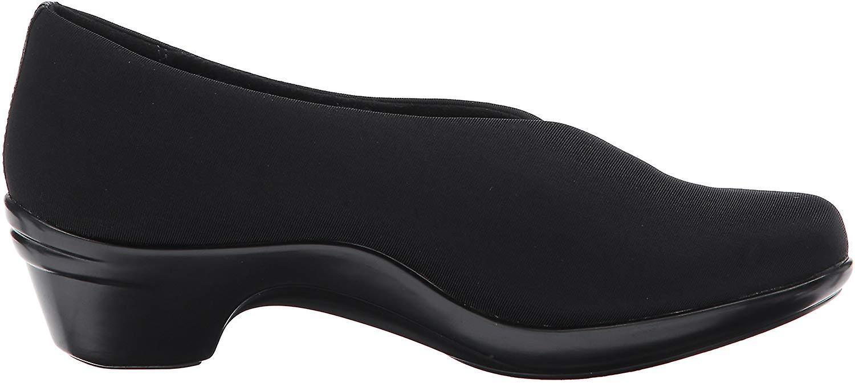 Aravon Womens Kitt Asym Low Top Pull On Fashion Sneakers