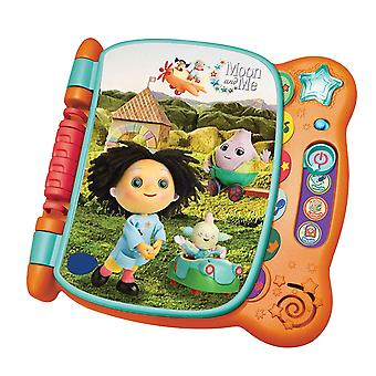 Vtech Moon & Me Touch & Learn Book