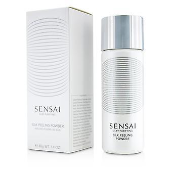 Sensai Silky Purifying Silk Peeling Powder (New Packaging) 40g/1.4oz