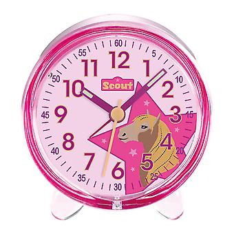 Scout Kids Alarm Alarm Favoriete COUNTRY Horse Pink Girl 280001028