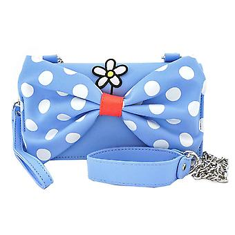 Minnie Mouse Handbag Positively Polka Dot Official Loungefly Wristlet