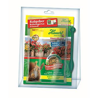 HAUERT Hauertkugel for balcony and potted plants, 50 pieces