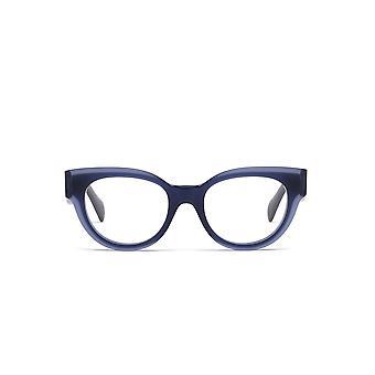 Celine CL50015I 084 Shiny Light Blue Glasses