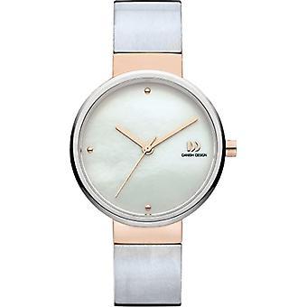 Eminem's DZ120378-wrist watch for women rose gold color