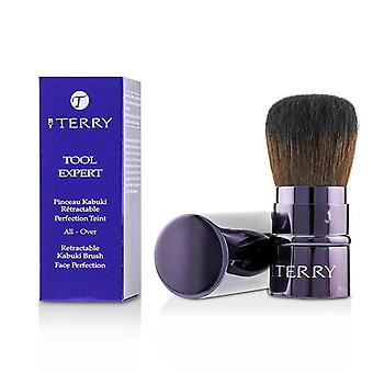 By Terry Tool Expert Retractable Kabuki Brush