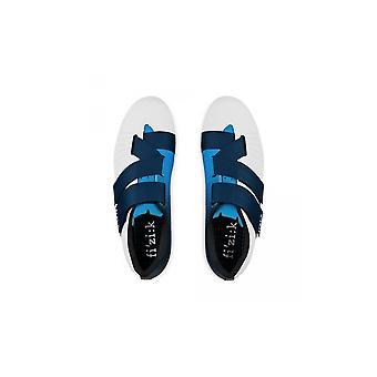 Fizik Shoes - R1 Vento Powerstrap Movistar Team