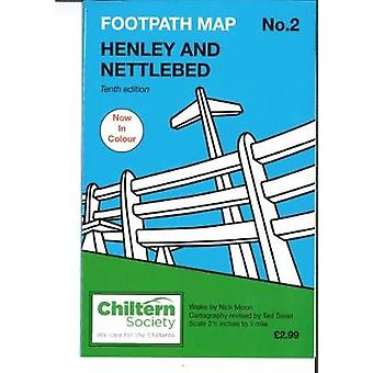 Map 2 Footpath Map 2. Henley and Nettlebed - Tenth Edition - In Colour