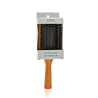 Wooden Mini Paddle Brush - 1pc