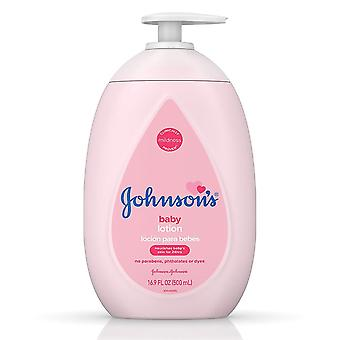 Johnson's baby lotion, 17 oz