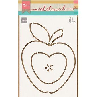 Marianne Design Stencils Apple Ps8013 15x21cm