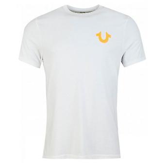 True Religion Neon Buddha T-Shirt