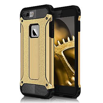 Shell für Apple iPhone 6 6 s Hard Armor Protection Gold TPU Fall