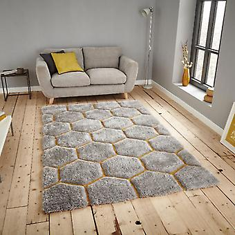 Rugs -Noble House - 30782 Grey/Yellow