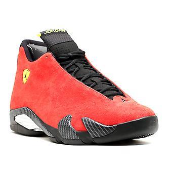 Air Jordan 14 Retro 'Ferrari' - 654459-670 - Shoes