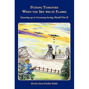 Picking Tomatoes When the Sky Was in Flames Growing Up in Germany During World War II by Smith & Ursula Anna Fischer