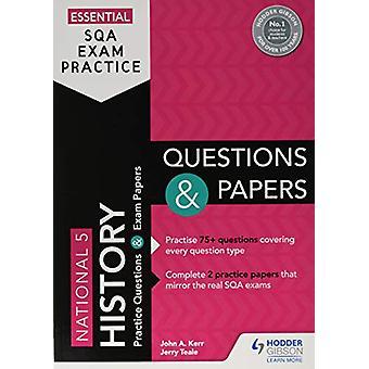 Pratica essentiale dell'esame SQA - Domande e documenti di storia nazionali 5