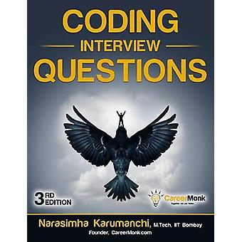 Coding Interview Questions by Narasimha Karumanchi - 9788193245200 Bo