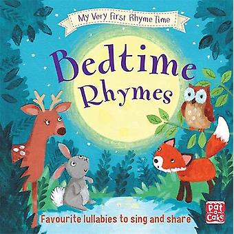 My Very First Rhyme Time - Bedtime Rhymes - Favourite bedtime rhymes wi