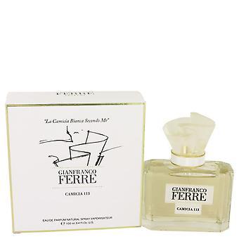 Gianfranco Ferre Camicia 113 Eau De Parfum Spray By Gianfranco Ferre 3.4 oz Eau De Parfum Spray