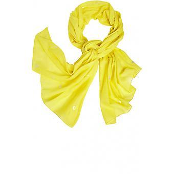 Sandwich Clothing Vibrant Yellow Scarf