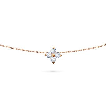 Choker Fairy 18K Gold and Diamonds