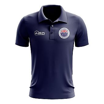 Australia Football Polo Shirt (Navy)